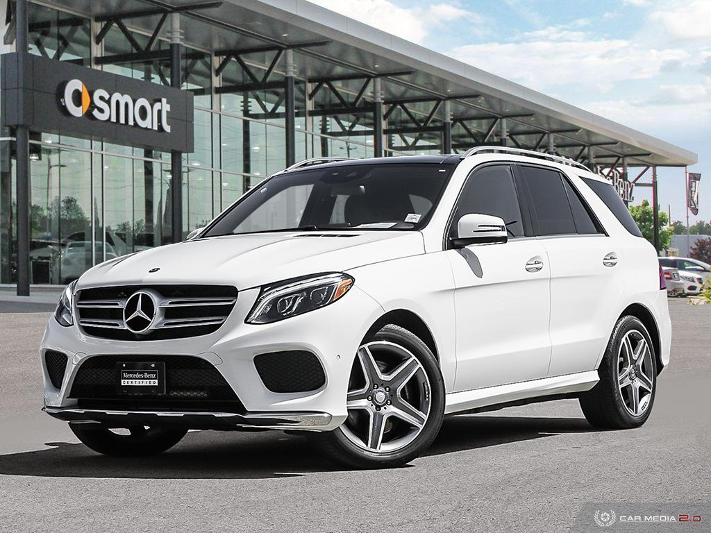 Pre-Owned 2017 Mercedes-Benz GLE 4MATIC SUV