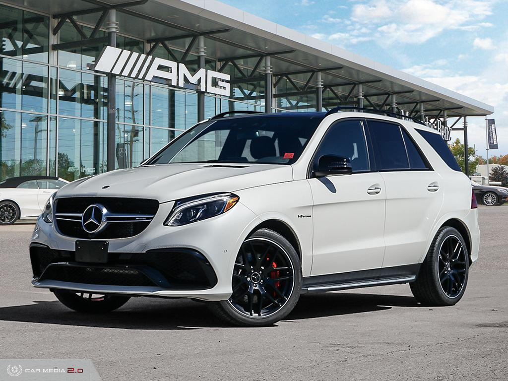 Certified Pre-Owned 2018 Mercedes-Benz GLE S 4MATIC SUV