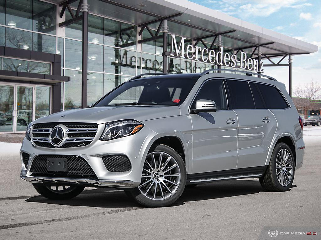 Certified Pre-Owned 2019 Mercedes-Benz GLS 4MATIC SUV