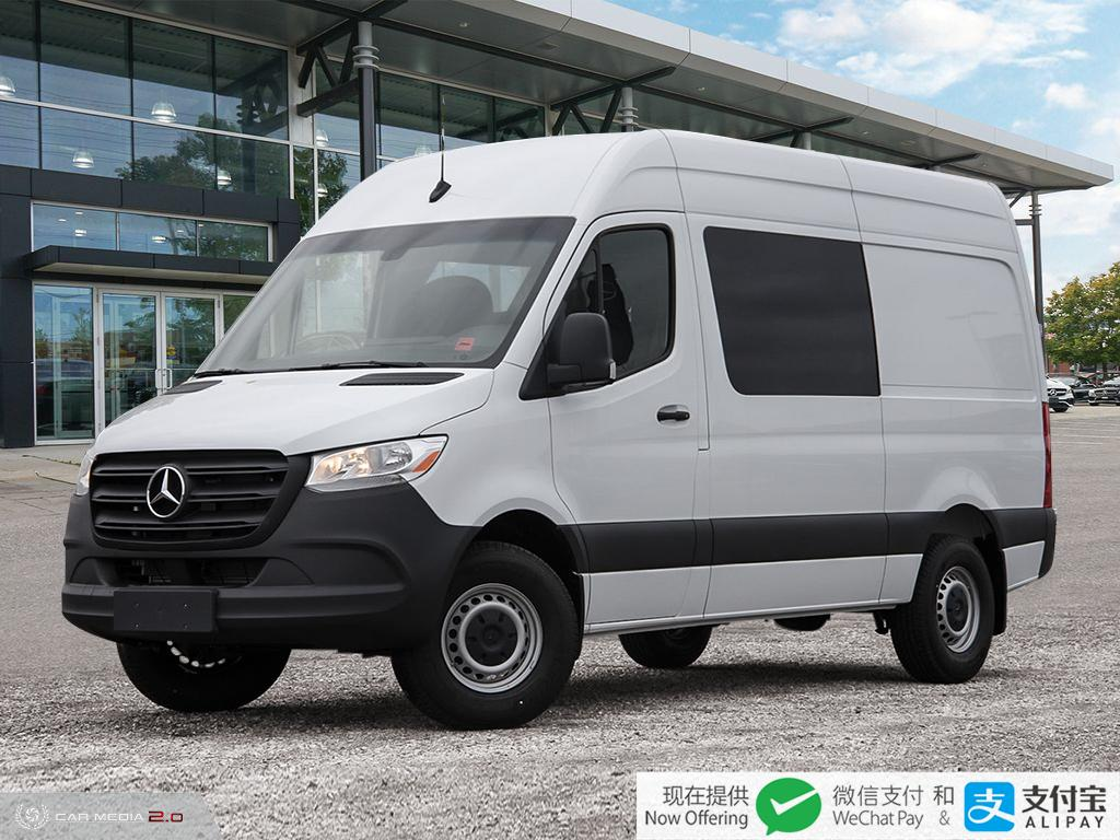 New 2019 Mercedes-Benz Sprinter 2500 Crew Van 144