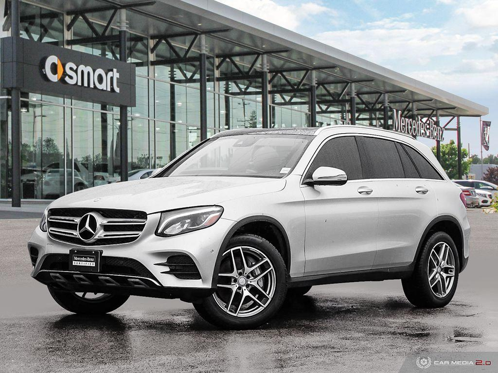 Certified Pre-Owned 2016 Mercedes-Benz GLC300 4MATIC AWD