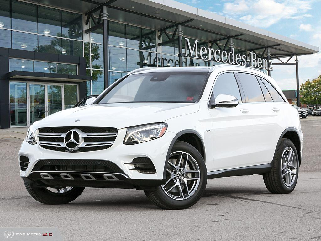 Certified Pre-Owned 2019 Mercedes-Benz GLC 4MATIC SUV