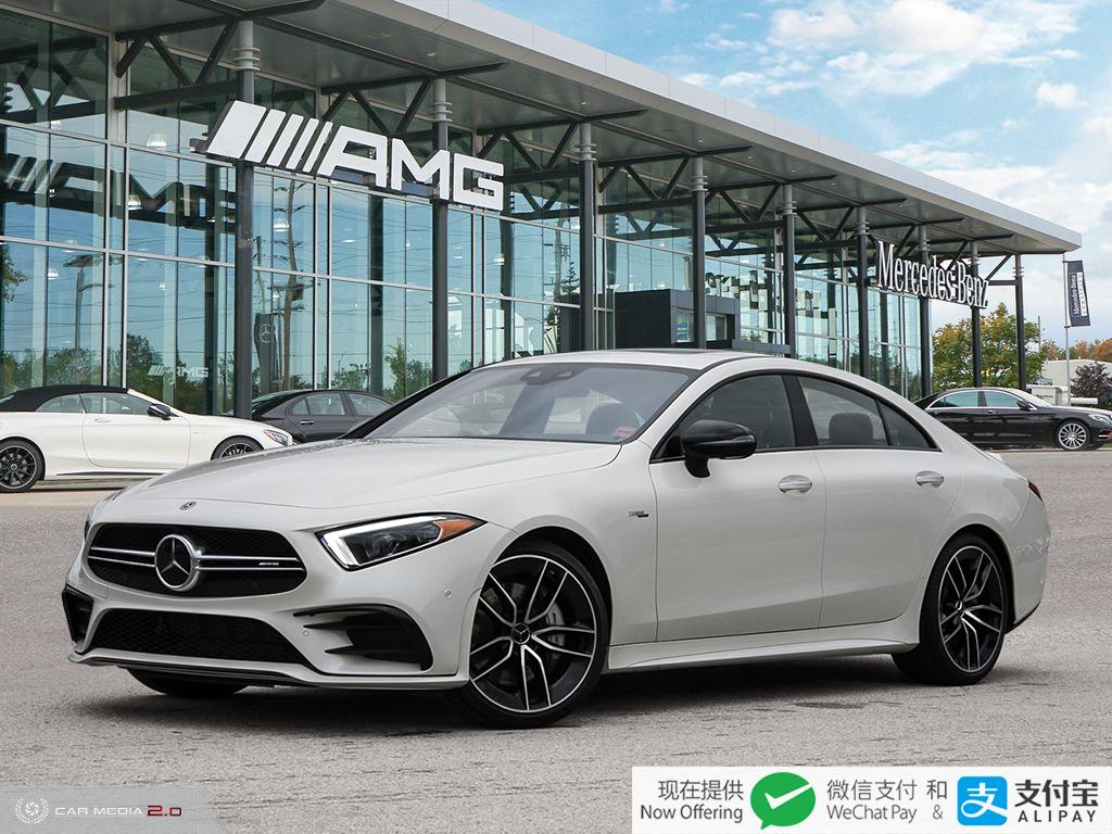 New 2019 Mercedes-Benz CLS 4MATIC+ Coupe