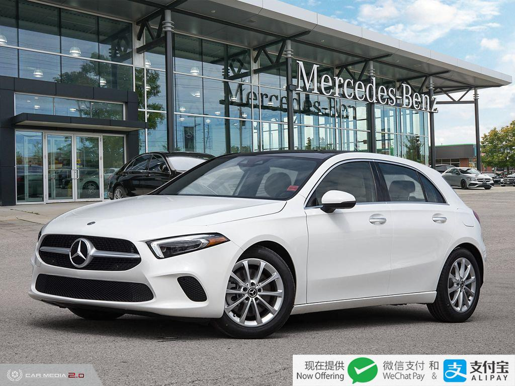 New 2019 Mercedes-Benz A-Class Hatch