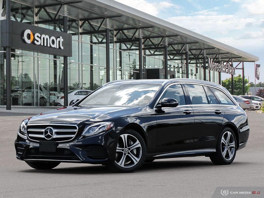 Certified Pre-Owned 2018 Mercedes-Benz E-Class 4MATIC Wagon