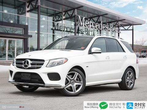 New 2018 Mercedes-Benz GLE 4MATIC SUV