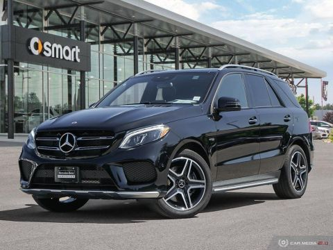 Certified Pre-Owned 2018 Mercedes-Benz GLE 4MATIC SUV