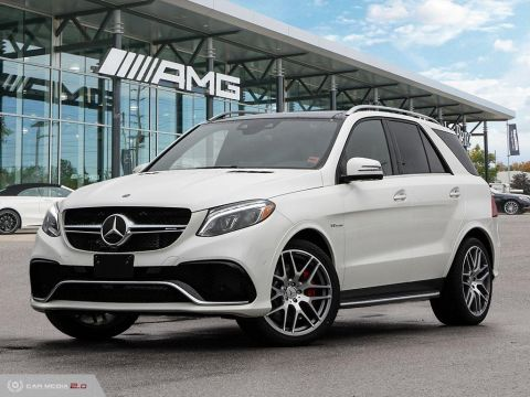 New 2019 Mercedes-Benz GLE S 4MATIC SUV