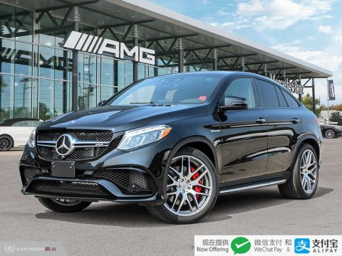 New 2019 Mercedes-Benz GLE S 4M Coupe