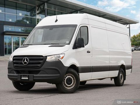 Pre-Owned 2019 Mercedes-Benz Sprinter 2500 Cargo