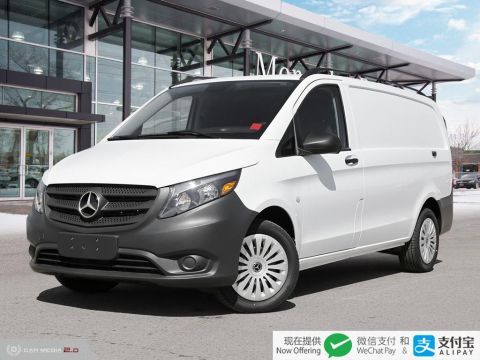Pre-Owned 2019 Mercedes-Benz Metris