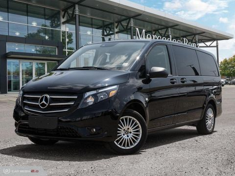 Pre-Owned 2018 Mercedes-Benz Metris