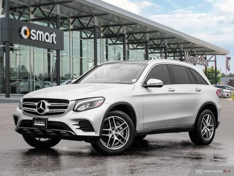 Certified Pre-Owned 2016 Mercedes-Benz GLC 4MATIC