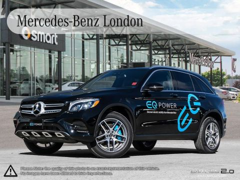 Certified Pre-Owned 2018 Mercedes-Benz GLC 4MATIC SUV