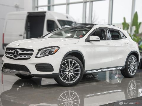 Pre-Owned 2019 Mercedes-Benz GLA 4MATIC SUV