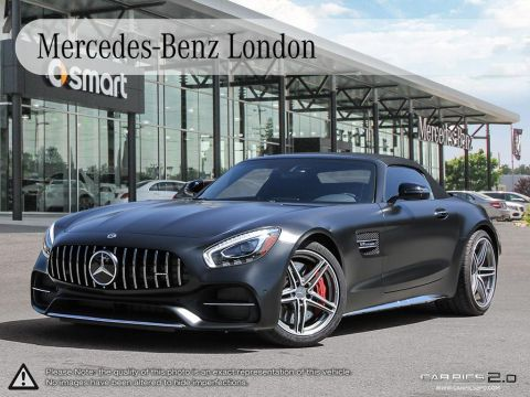 Certified Pre-Owned 2018 Mercedes-Benz GT Class Roadster