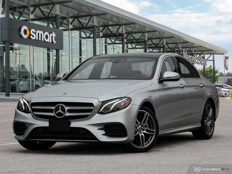 Certified Pre-Owned 2018 Mercedes-Benz E-Class 4MATIC Sedan