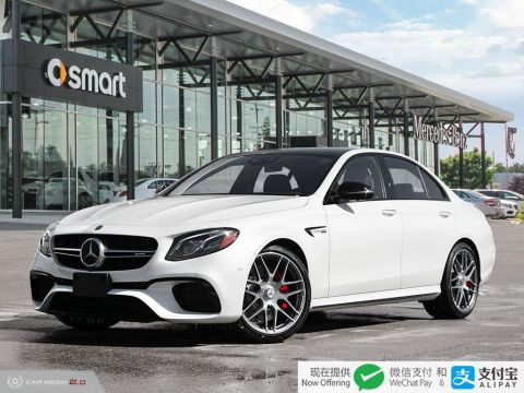 New 2019 Mercedes-Benz E-Class S 4MATIC+ Sedan